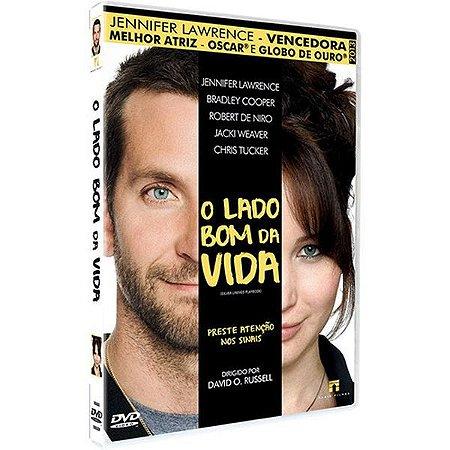 DVD - O Lado Bom da Vida