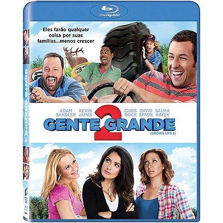 Blu-Ray - Gente Grande 2