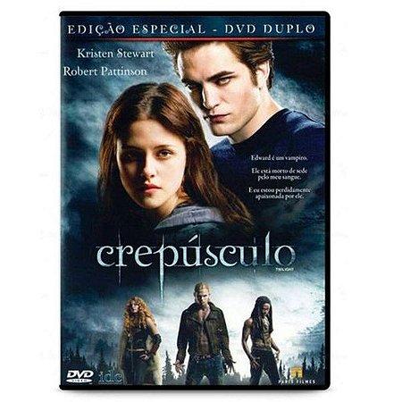 DVD DUPLO CREPÚSCULO ED. ESPECIAL