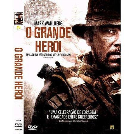 DVD O GRANDE HERÓI - MARK WAHLBERG