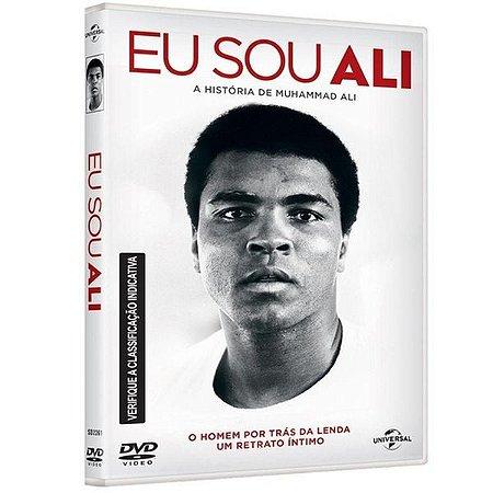 DVD  - EU SOU ALI A HISTORIA DE MUHAMMAD ALI