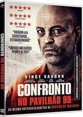 DVD  - CONFRONTO NO PAVILHAO NOVENTA E NOVE