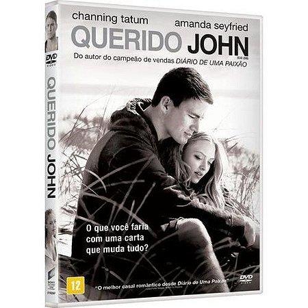 DVD QUERIDO JOHN - CHANNING TATUM