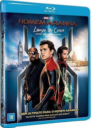 Blu-ray - HOMEM ARANHA LONGE DE CASA
