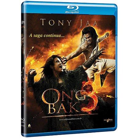 Blu Ray Ong Bak 3 - Tony Jaa