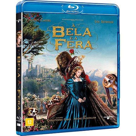 Blu ray - A Bela E A Fera - Vincent Cassel