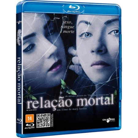 Blu ray  Relação Mortal  Anne Day Jones
