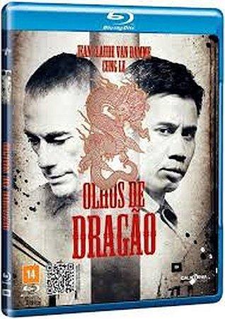 Blu ray - Olhos de Dragão - Van Danne