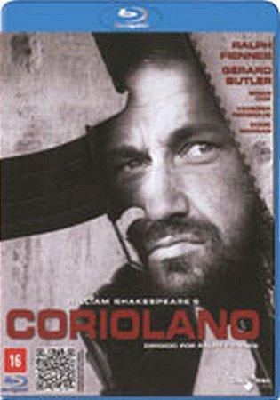 Blu ray - Coriolano - Ralph Fiennes