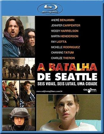 Blu ray - A Batalha de Seattle - Ray Liotta