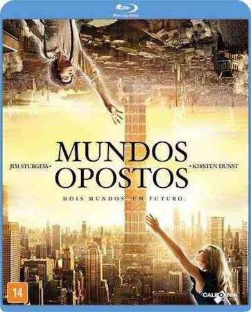 Blu ray - Mundos Opostos - Kirsten Dunst
