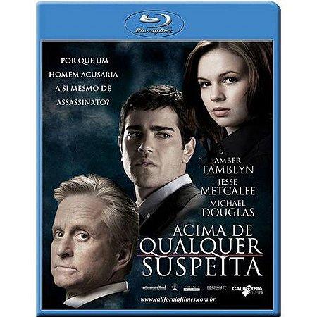 Blu ray - Acima De Qualquer Suspeita - Michael Douglas
