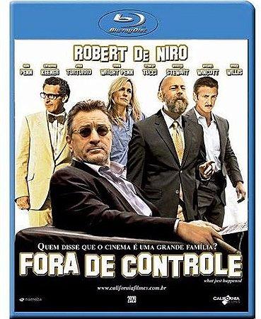 Blu ray - Fora de Controle - Robert De Niro