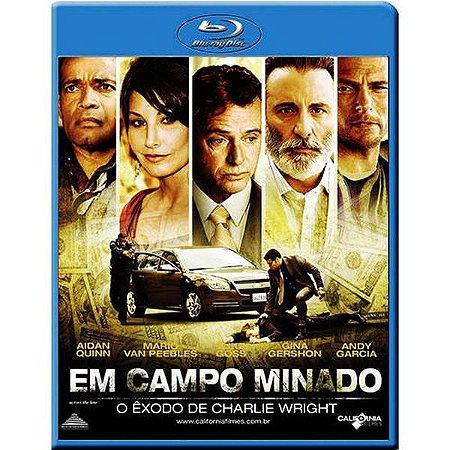 Blu ray - Em Campo Minado: O Êxodo De Charlie Wright