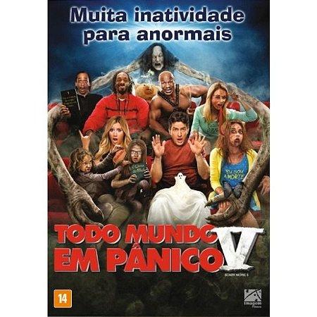 Dvd  Todo Mundo Em Pânico 5  Lindsay Lohan