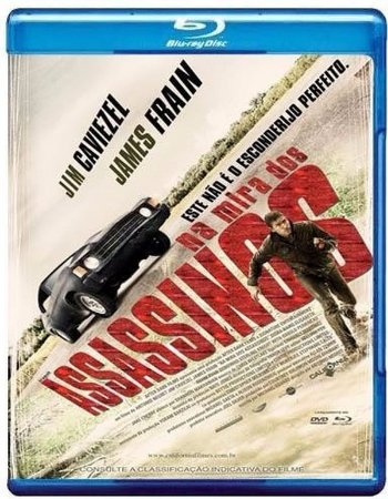 Blu Ray  Na Mira Dos Assassinos  Jim Cavieze