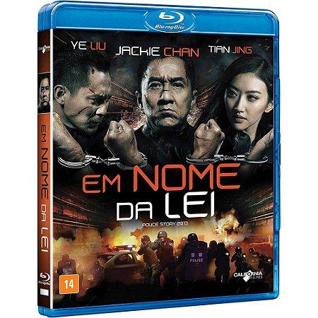 Blu Ray  Em Nome Da Lei  Jackie Chan