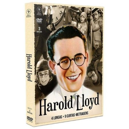 DVD - HAROLD LLOYD