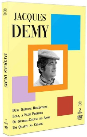 DVD Jacques Demy (2 DVDs)