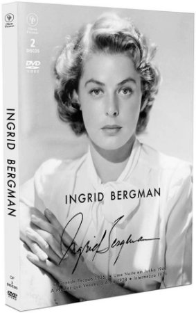 DVD Ingrid Bergman (2 DVDs)