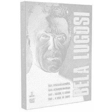 DVD - COLEÇÃO Bela Lugosi (2 Dvds)