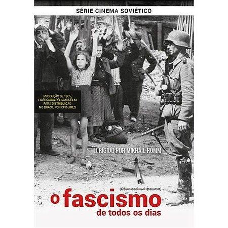 DVD O Fascismo de Todos os Dias - Mikhail Romm