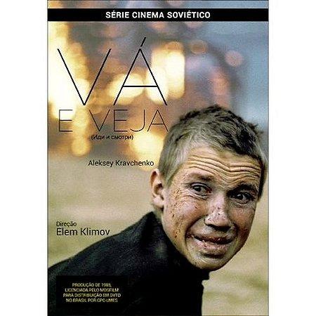 DVD - VA E VEJA - Elem Klimov
