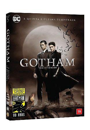 DVD Gotham - 5ª Temporada Completa