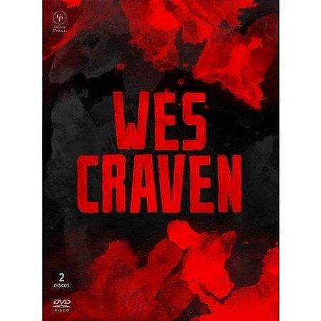 DVD - WES CRAVEN (2 DISCOS)