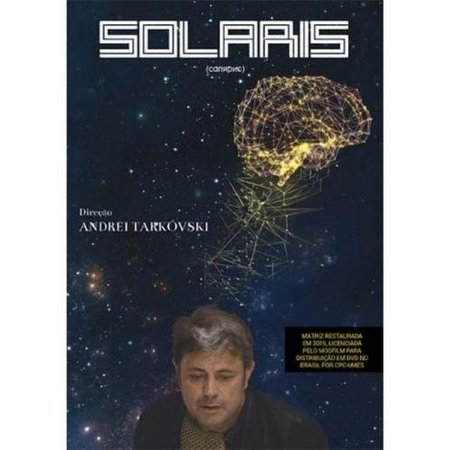 DVD DUPLO - SOLARIS - Tarkovsky