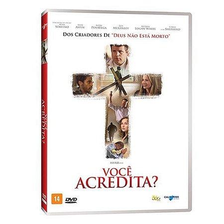 DVD  VOCÊ ACREDITA? - MIRA SORVINO