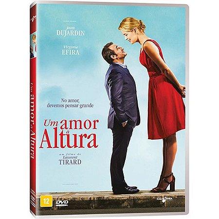 DVD UM AMOR A ALTURA - JEAN DUJARDIN