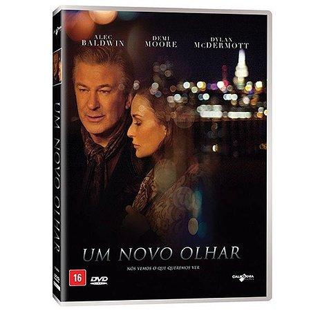 DVD UM NOVO OLHAR - ALEC BALDWIN