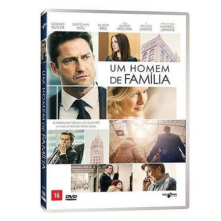 DVD - UM HOMEM DE FAMÍLIA - GERARD BUTLER