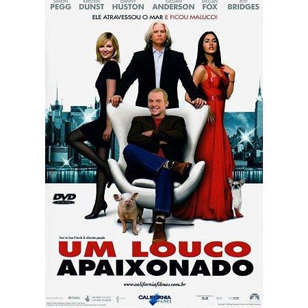 DVD - UM LOUCO APAIXONADO - SIMON PEGG