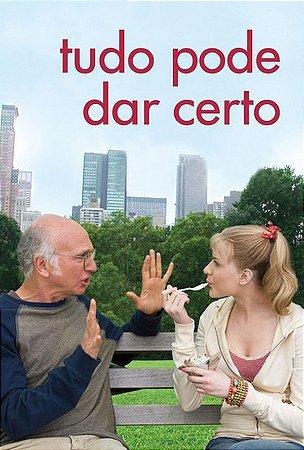 DVD Tudo Pode Dar Certo - Larry David, Evan Rachel Wood