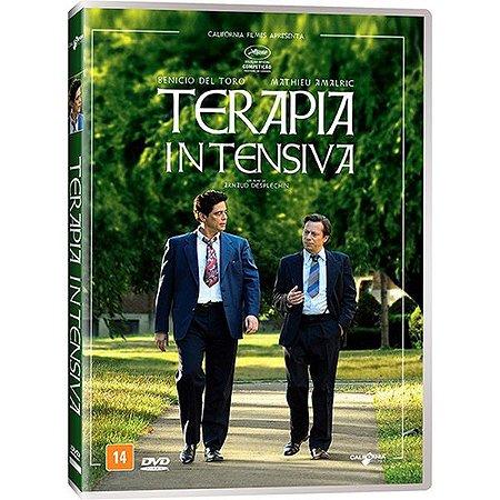 DVD TERAPIA INTENSIVA - BENICIO DEL TORO