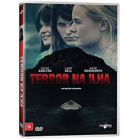 DVD TERROR NA ILHA - KATIE ASELTON