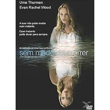 DVD - SEM MEDO DE MORRER - UMA THURMAN