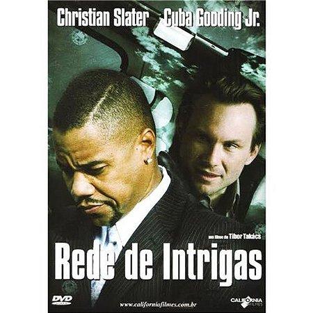 DVD  REDE DE INTRIGAS - CUBA GOODING JR.