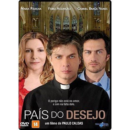 Dvd - País Do Desejo - FABIO ASSUNÇÃO