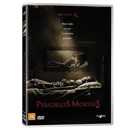 DVD PESADELOS MORTAIS - MAGGIE Q