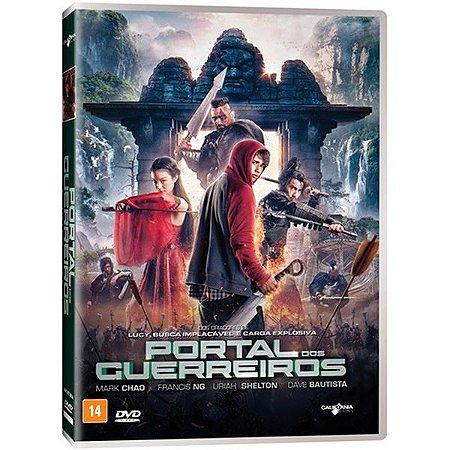 DVD PORTAL DOS GUERREIROS - MARK CHAO