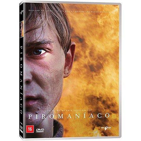 DVD PIROMANÍACO - ERIK SKJOLDBJERG