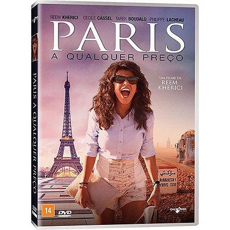 DVD PARIS A QUALQUER PREÇO - REEM KHERICI