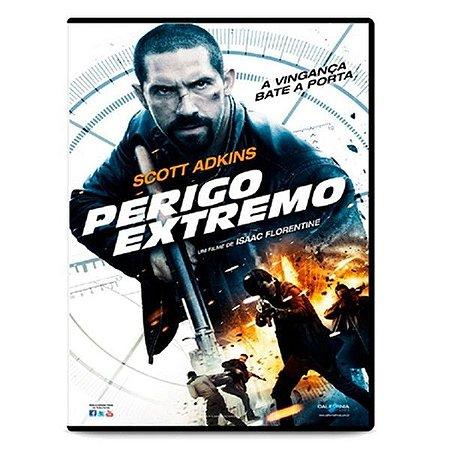 DVD PERIGO EXTREMO - SCOTT ADKINS