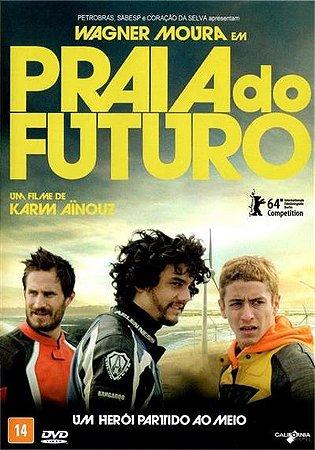 DVD PRAIA DO FUTURO - WAGNER MOURA