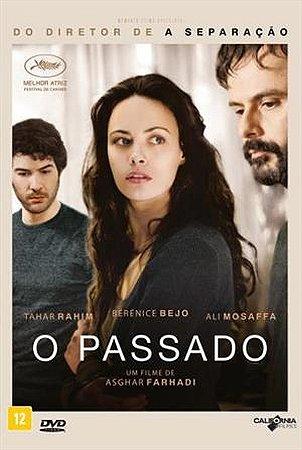 DVD O PASSADO - ASGHAR FARHADI,  TAHAR RAHIM