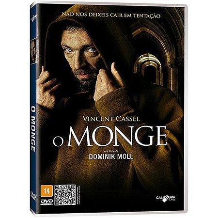 DVD O MONGE - VINCENT CASSEL