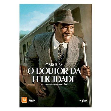 DVD O DOUTOR DA FELICIDADE - OMAR SY